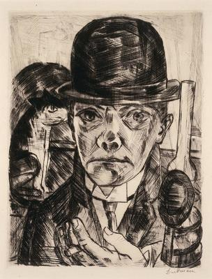 Artist: Max Beckmann, German, 1884-1950