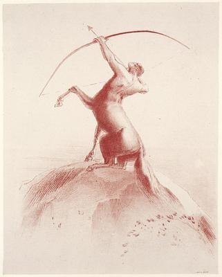 Artist: Odilon Redon, French, 1840-1916