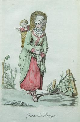 Author: Jacques Grasset Saint-Sauveur, French, 1757-1810
