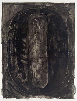 Artist: Jasper Johns, American, born 1930