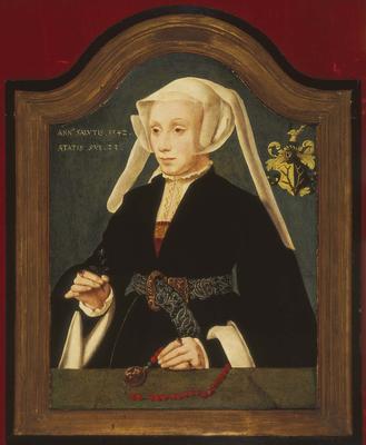 Artist: Bartholomeaus Bruyn, the elder, German, 1493-1555