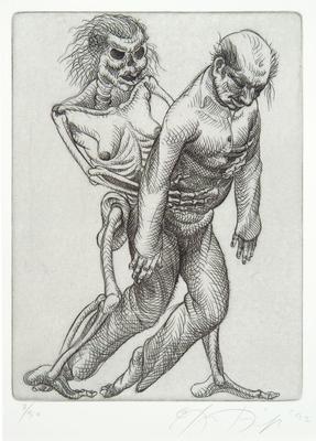 Artist: Luis A. Jiménez Jr., American, 1940-2006