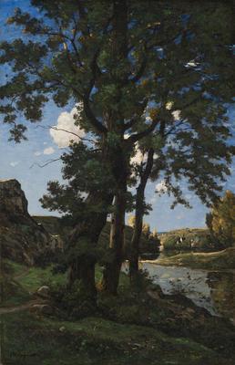 Artist: Henri Harpignies, French, 1819-1916