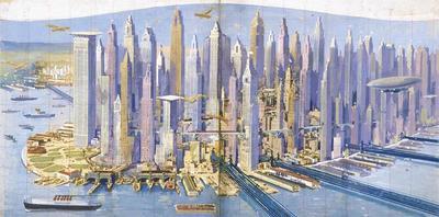 Artist: William Oden-Waller, American, 1889-1976