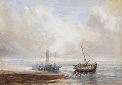 Artist: Eugène Isabey, French, 1803-1886
