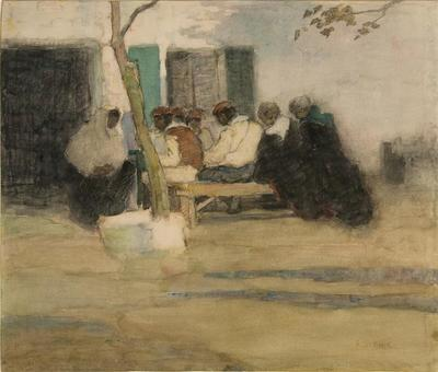 Artist: Alice Schille, American, 1869-1955