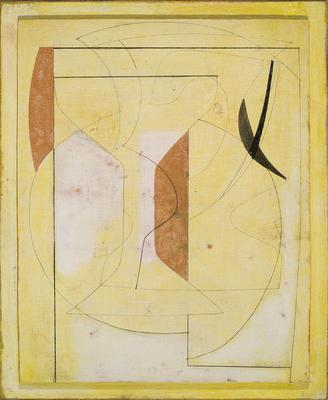 Artist: Ben Nicholson, British, 1894-1982