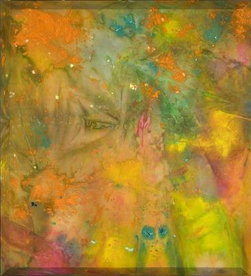 Artist: Sam Gilliam, American, born 1933
