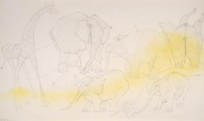 Artist: Stanley Boxer, American, 1926-2000