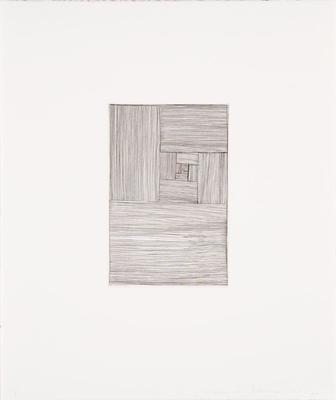 Constant Window; James Siena; American, born 1957; 2014.101.1