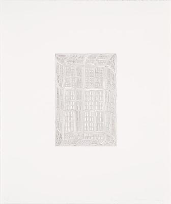 Lighthouse; James Siena; American, born 1957; 2014.101.7