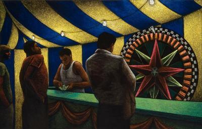 Artist: Jane Dickson, American, born 1952