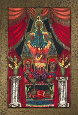 Artist: Patssi Valdez, American, born 1951