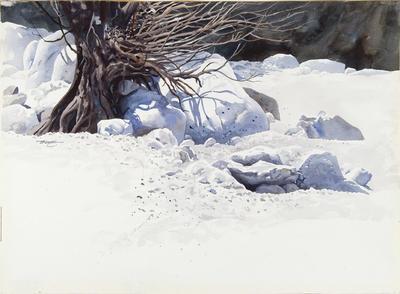 Artist: Ivan McDougal, American, 1927-2005
