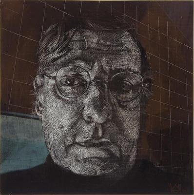 Artist: Harold J. Wood, American, born England, 1948