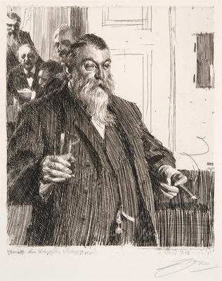 Artist: Anders Zorn, Swedish, 1860-1920