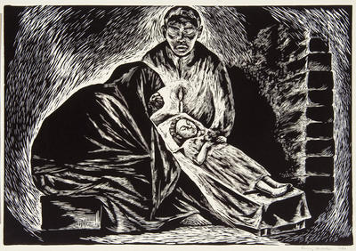 Artist: Fanny Rabel, Mexican, born Poland, 1922-2008