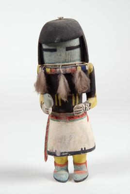 Ang-ak-china (Long-haired) Katsina