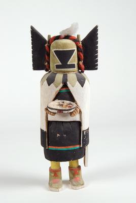 Angwusnasomtaka (Crow Mother) Katsina
