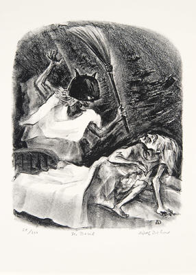 Artist: Adolf Dehn, American, 1895-1968