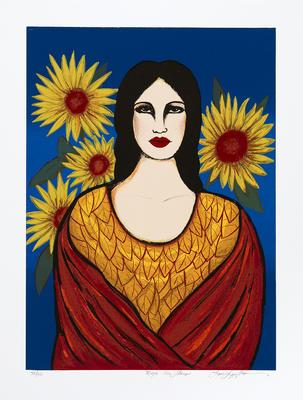 Artist: Laura Lopez Cano, American, born 1959