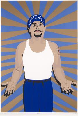 Artist: Lawrence Colación, American, born 1968
