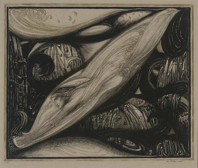 Artist: Richard Nicolaus Roland Holst, Dutch, 1868-1938