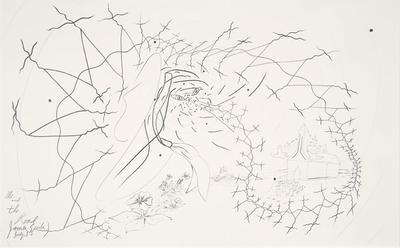 Artist: James Surls, American, born 1943