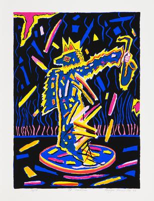 Artist: Poupee Boccaccio, American, born 1940