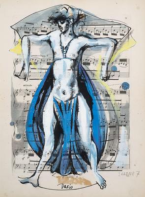 Artist: Dario Cecchi, Italian, 1918-1992