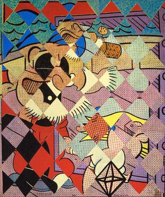 Artist: James Pernotto, American, born 1950