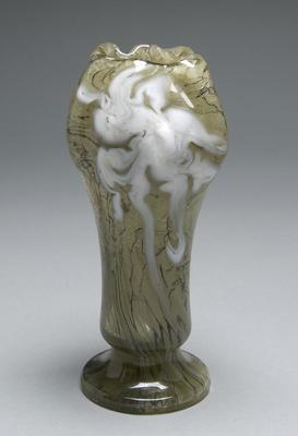 Cueillir la Fleur Verrerie Parlante (Pick the Flower Speaking Glass) Vase