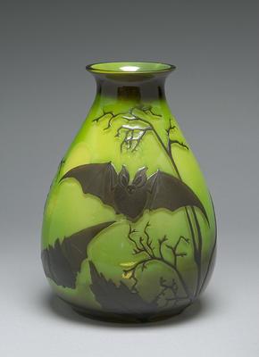 Bats Vase