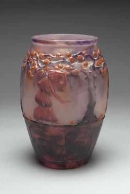 Le Jardin des Hespérides (The Garden of Hesperides) Vase