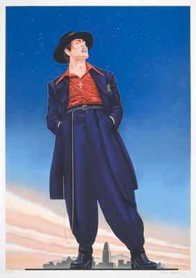 Artist: Ignacio Gomez, American, born 1941