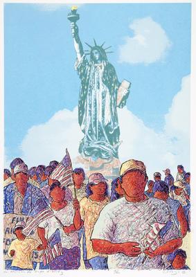 Artist: Tony Ortega, American, born 1958
