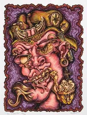 Artist: Alex Rubio, American, born 1968