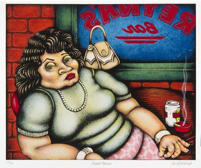 Artist: Celina Hinojosa, American, born 1961