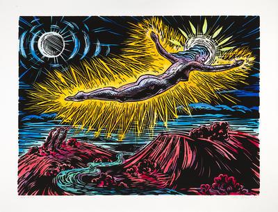 Artist: Elsa Flores, American, born 1955
