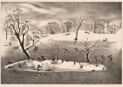 Artist: Louis Lozowick, American, born Russia, 1892-1973