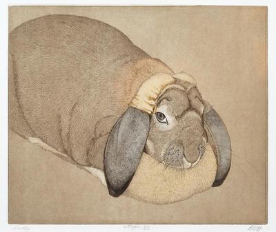 Artist: Beth Van Hoesen, American, 1926-2010
