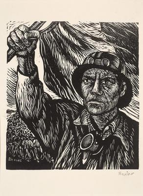 Artist: Adolfo Mexiac, Mexican, born 1927