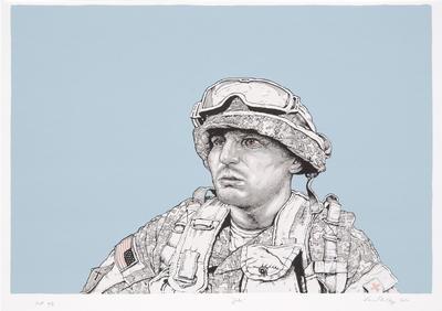 Artist: Vincent Valdez, American, born 1977