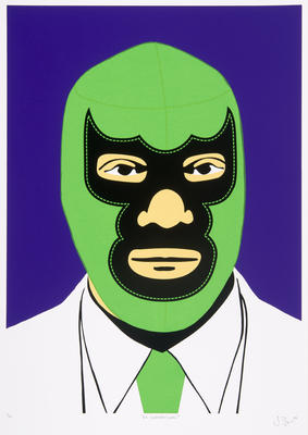 Artist: Jesus Barraza, American, born 1976
