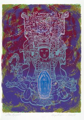 Artist: Sam Coronado, American, 1946-2013