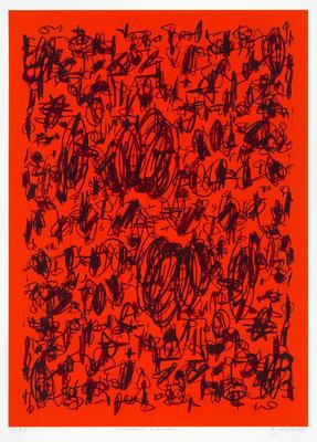Artist: Gronk, American, born 1957