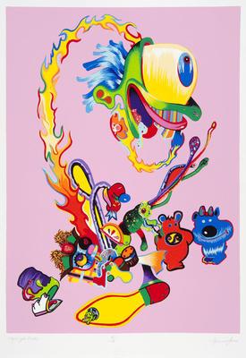 Artist: John A. Hernandez, American, born 1952