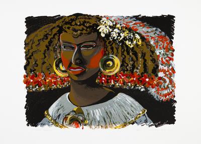 Artist: Liliana Garcia-Roig, Cuban, born 1966