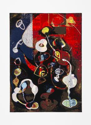 Artist: Maricela Sanchez, American, born 1963