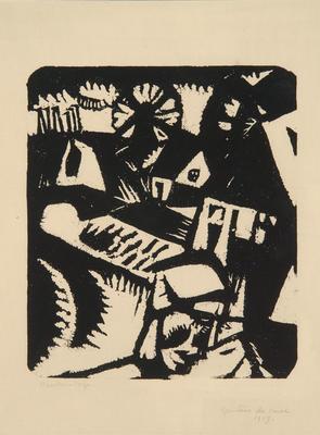 Artist: Gustave de Smet, Belgian, 1877-1943